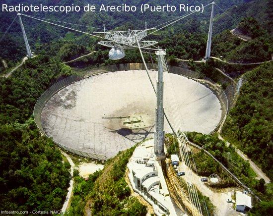 la primera señal que enviamos al espacio... 20041116arecibo